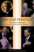 Cover for The God Strategy