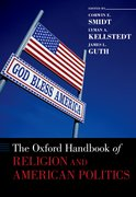 Cover for The Oxford Handbook of Religion and American Politics