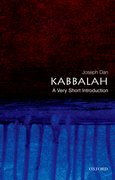 Cover for Kabbalah: A Very Short Introduction