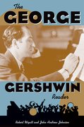 Cover for The George Gershwin Reader