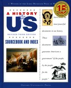 Cover for A History of US: Sourcebook and Index