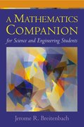 Cover for A Mathematics Companion for Science and Engineering Students