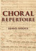 Cover for Choral Repertoire