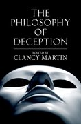 Cover for The Philosophy of Deception