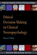 Cover for Ethical Decision Making in Clinical Neuropsychology