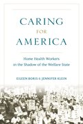 Cover for Caring for America
