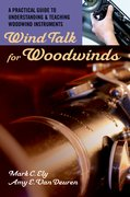 Cover for Wind Talk for Woodwinds
