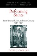 Cover for Reforming Saints