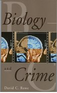 Cover for Biology and Crime
