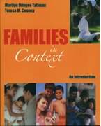 Cover for Families in Context