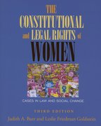 Cover for The Constitutional and Legal Rights of Women