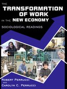 Cover for The Transformation of Work in the New Economy