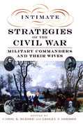 Cover for Intimate Strategies of the Civil War