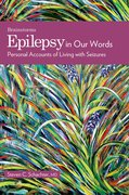 Cover for Epilepsy in Our Words