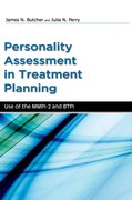 Cover for Personality Assessment in Treatment Planning