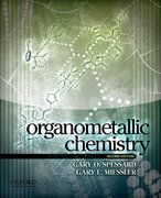 Cover for Organometallic Chemistry
