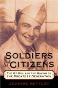 Cover for Soldiers to Citizens