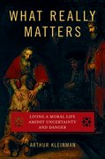 Cover for What Really Matters