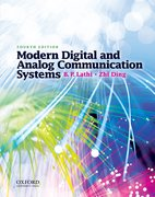 Cover for Modern Digital and Analog Communication Systems