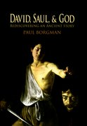 Cover for David, Saul, and God
