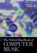 Cover for The Oxford Handbook of Computer Music