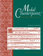 Cover for Modal Counterpoint