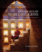 Cover for Anthology of World Religions