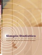 Cover for Simple Statistics