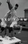 Cover for Bad Form