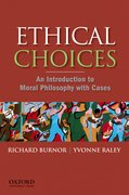 Cover for Ethical Choices