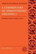 Cover for A Commentary on Demosthenes