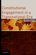 Cover for Constitutional Engagement in a Transnational Era