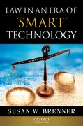 Cover for Law in an Era of Smart Technology