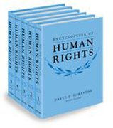 Cover for Encyclopedia of Human Rights