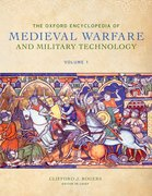 Cover for The Oxford Encyclopedia of Medieval Warfare and Military Technology