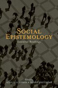 Cover for Social Epistemology