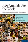 Cover for How Animals See the World