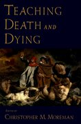 Cover for Teaching Death and Dying