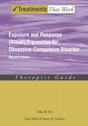 Cover for Exposure and Response (Ritual) Prevention for Obsessive-Compulsive Disorder
