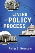 Cover for Living the Policy Process