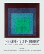 Cover for The Elements of Philosophy
