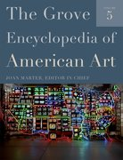 Cover for The Grove Encyclopedia of American Art