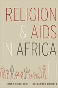 Cover for Religion and AIDS in Africa