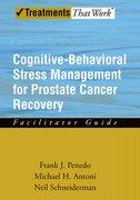 Cover for Cognitive-Behavioral Stress Management for Prostate Cancer Recovery Facilitator Guide