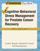 Cover for Cognitive-Behavioral Stress Management for Prostate Cancer Recovery Workbook