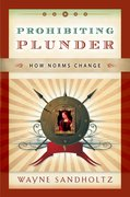 Cover for Prohibiting Plunder