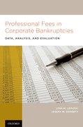 Cover for Professional Fees in Corporate Bankruptcies