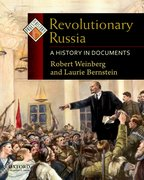 Cover for Revolutionary Russia