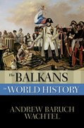 Cover for The Balkans in World History