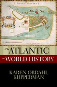 Cover for The Atlantic in World History